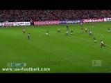 Вердер - Гамбург (1-0, Марин 25)